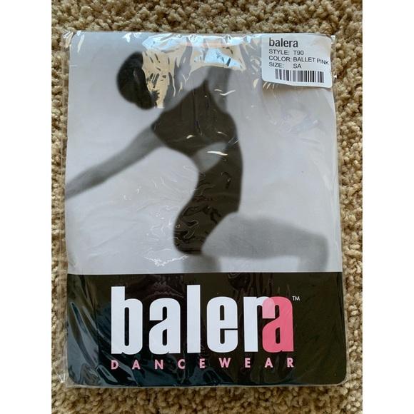 SA Balera Pink Ballet Tights